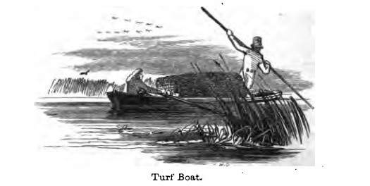 Turf boat from