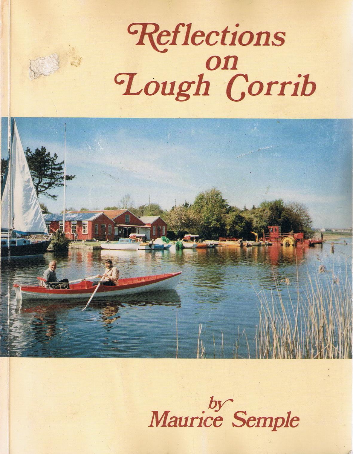 Reflections on Lough Corrib