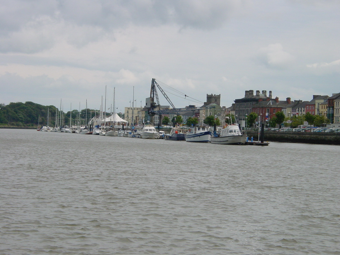 Waterford City Marina
