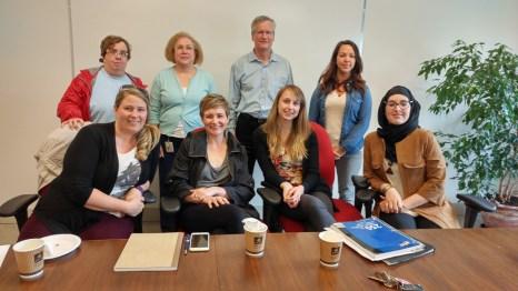 Victims and Survivors of Crime Week - Saint John Meeting