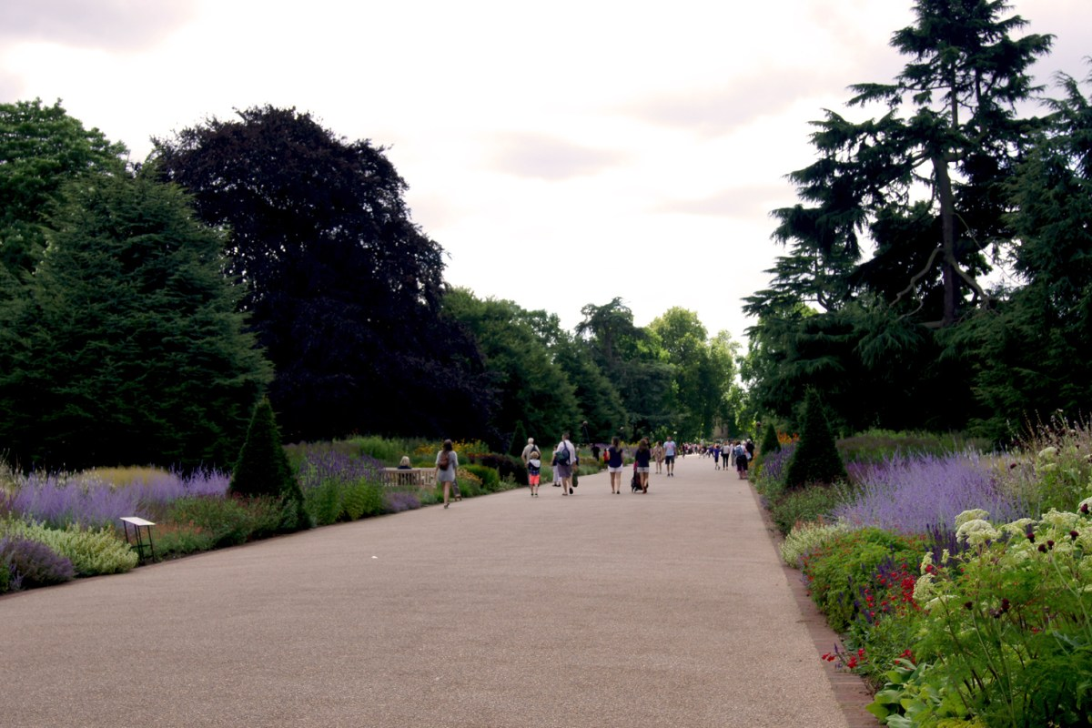 Great Broad Walk Borders (Kew Gardens)