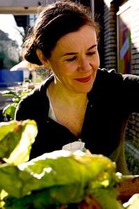Gartengestalterin Christine Odermatt