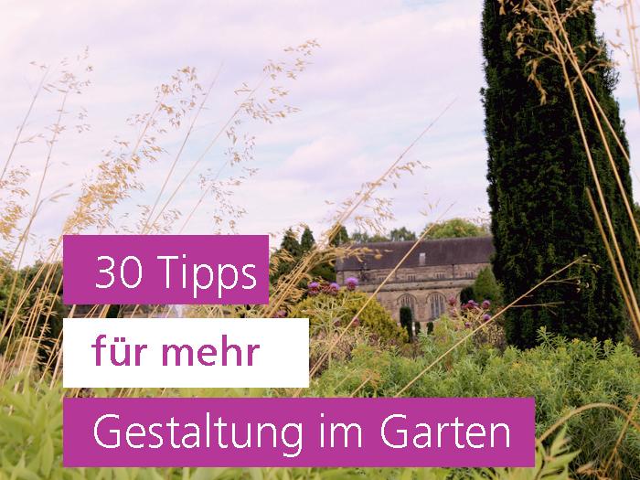 Das war die 30 Tage Challenge in der Gartengestaltung