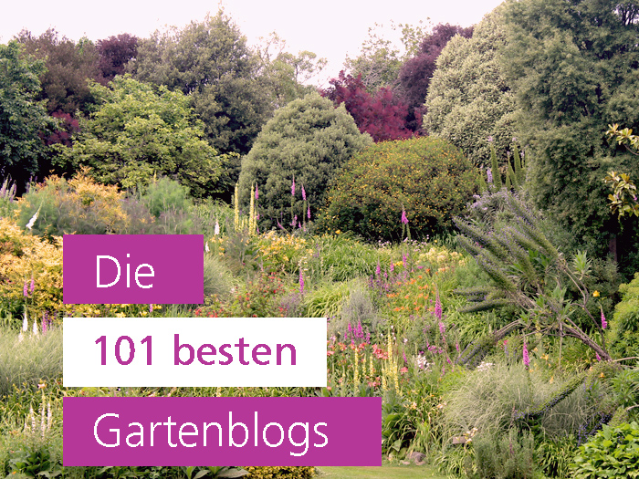 Gartenblog 2018, das ultimative Verzeichnis ...