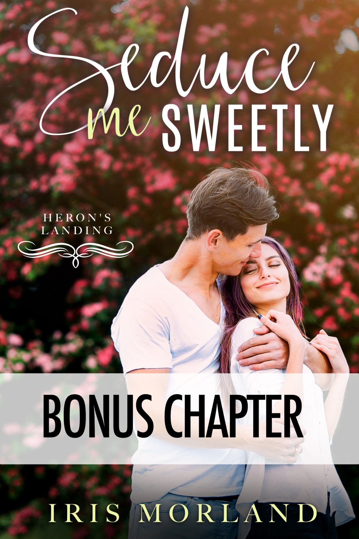 seducemesweetly NEW ARIA cover bonus chapter