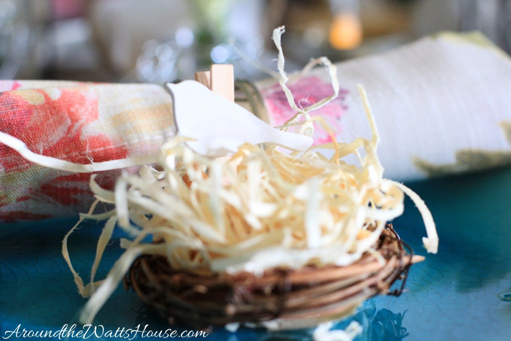 Easter Tablescape 20