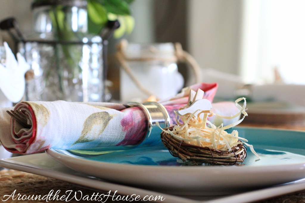 Easter Tablescape 21