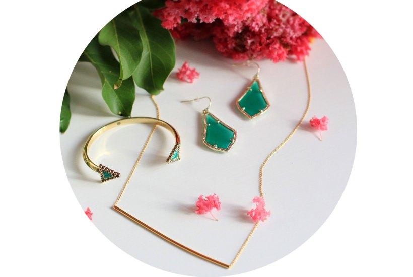 Jewelry Collection Rocksbox Necklace Bracelet Earrings