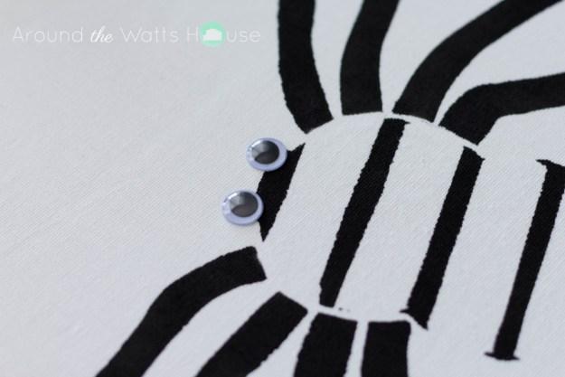 Cutting Edge Stencil-Googly Eyes
