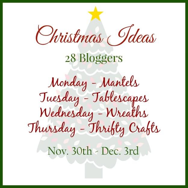 Christmas Ideas Blog Tour