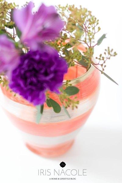 Knock it Off DIY-Kate Spade Inspired Vase