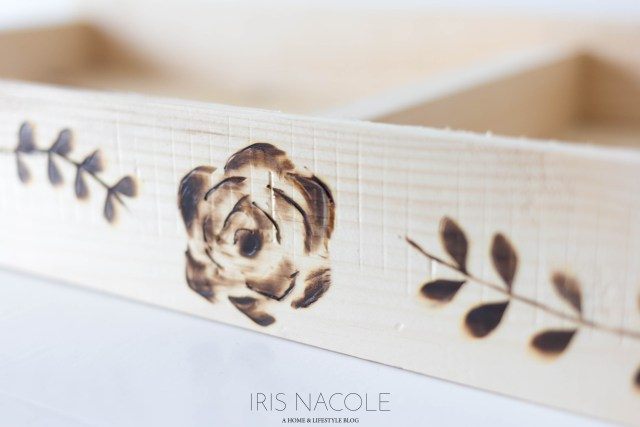 Bohemian Inspired Tray Tutorial-Walnut Hollow-IrisNacole.com