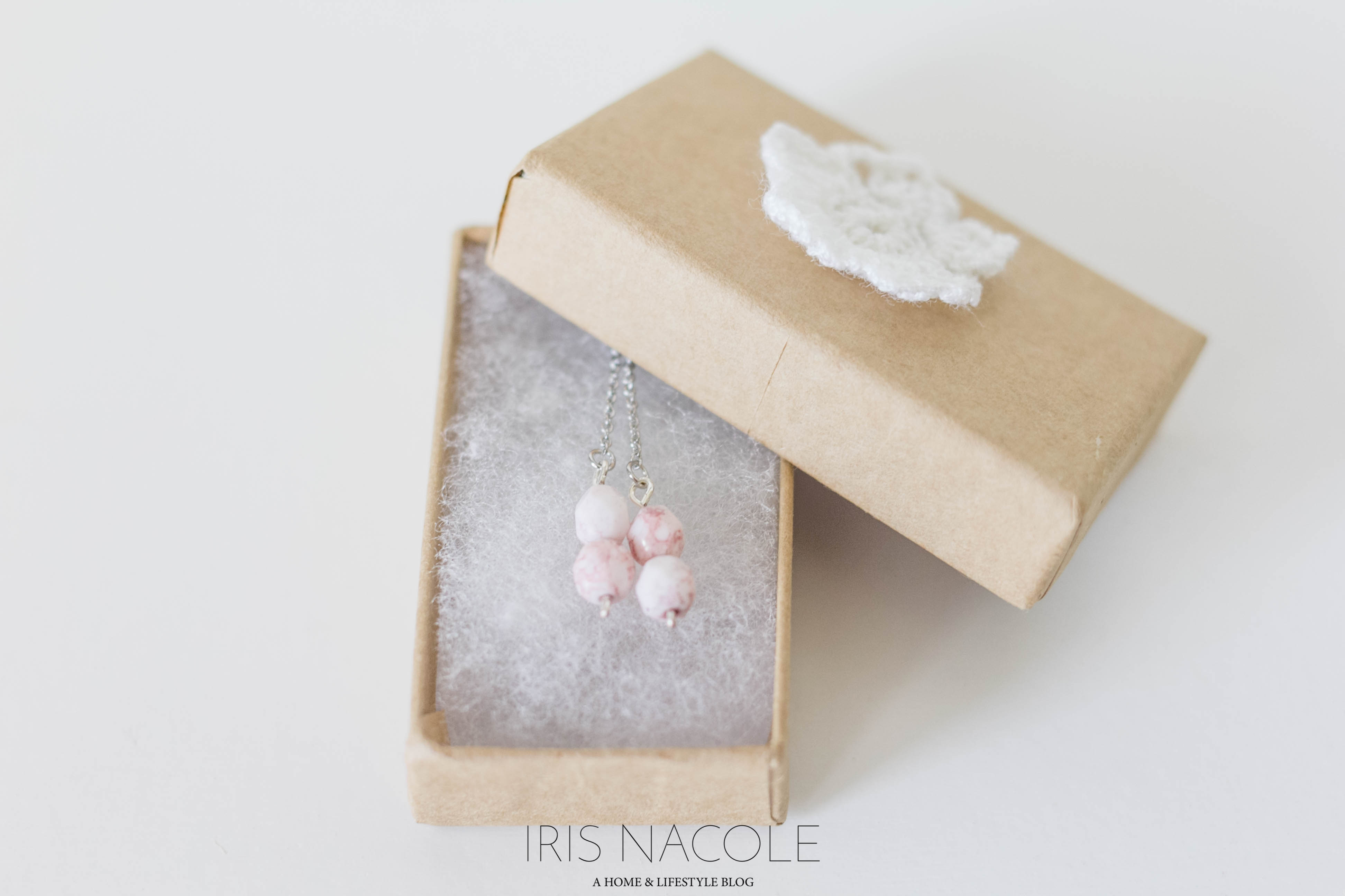 Earrings Inspired by Anthropologie-IrisNacole.com Jewelry Making Tutorial