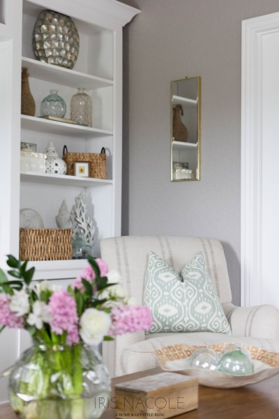A Coastal Family Room Makeover (Shop the House)