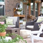 Outdoor Patio Makeover