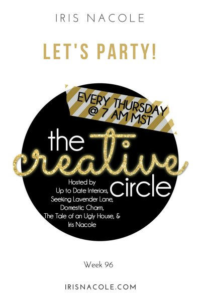 The Creative Circle Link Party: Week 96