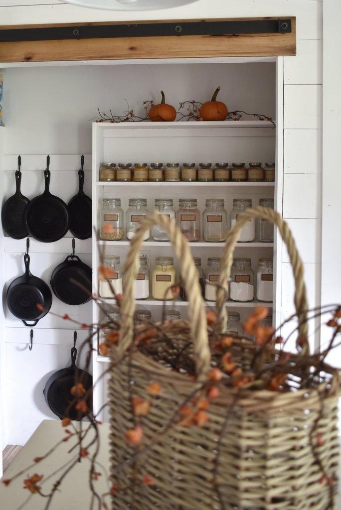 Flat Creek Farmhouse Fall Home Tour-The Creative Circle Feature