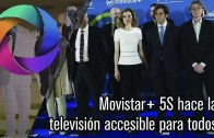 X MOVISTAR+ 5S, TELEVISION ACCESIBLE