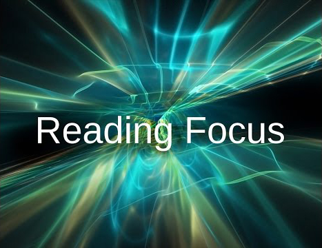 5 Tips To Maintaining A Strong Focus While Reading