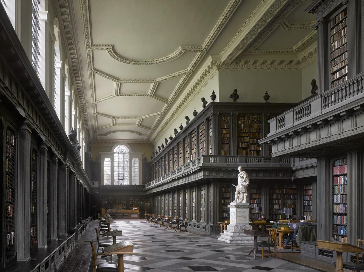 Codrington Library, All Soul's College, Oxford University, Oxford, UK