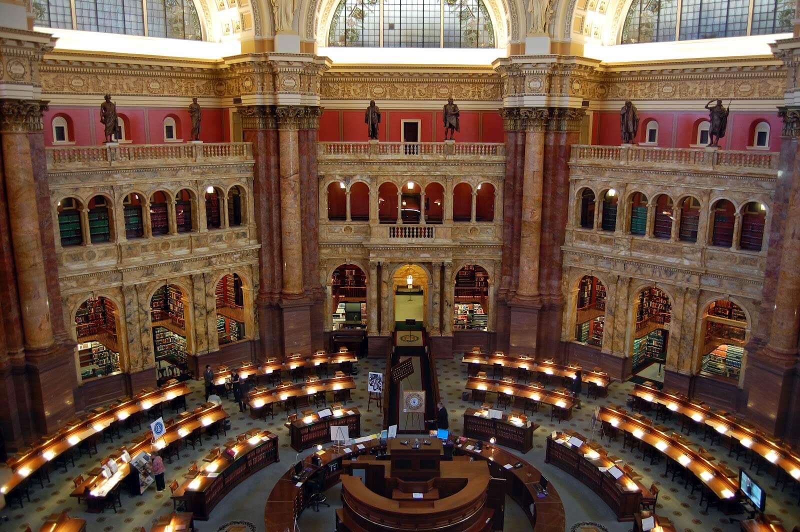 Library of Congress, Washington, DC, US