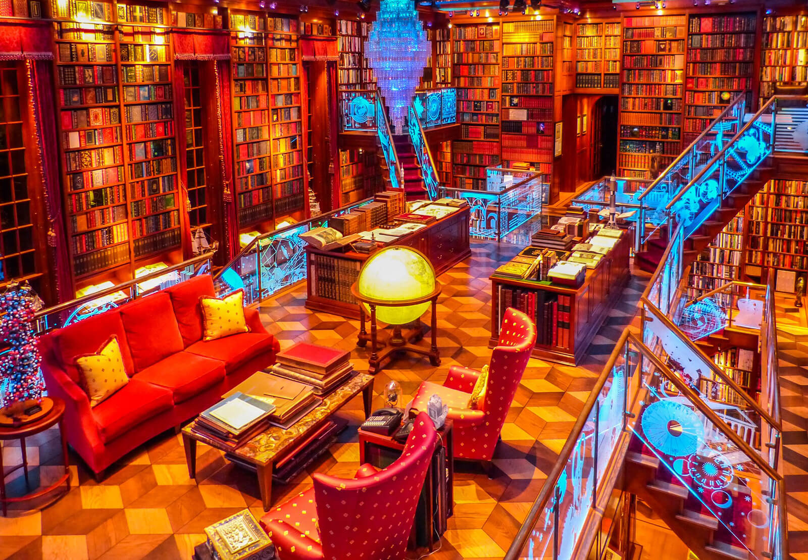 The Walker Library of The History of Human Imagination, Stamford City, CT
