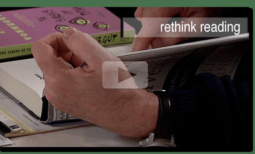 rethink reading