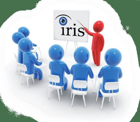 Iris Reading Live Class