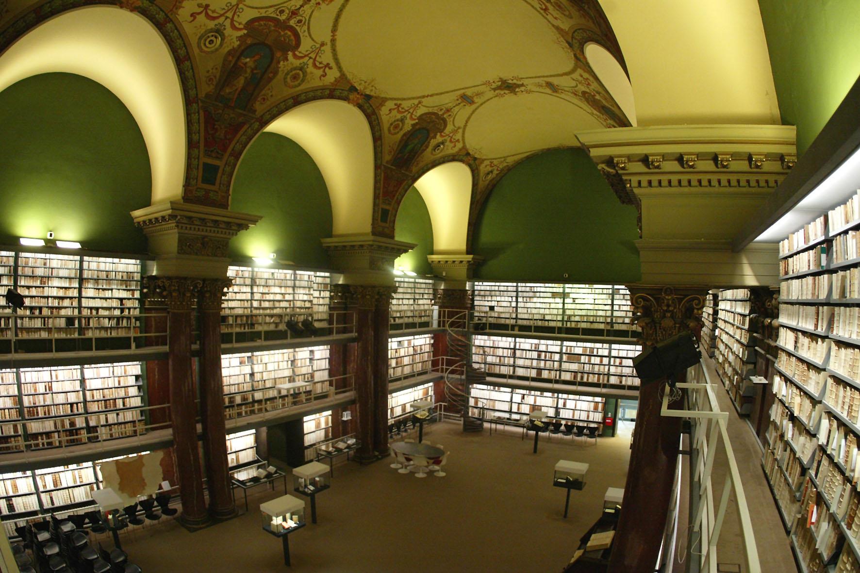 Herzog August Library, Wolfenbüttel, Germany