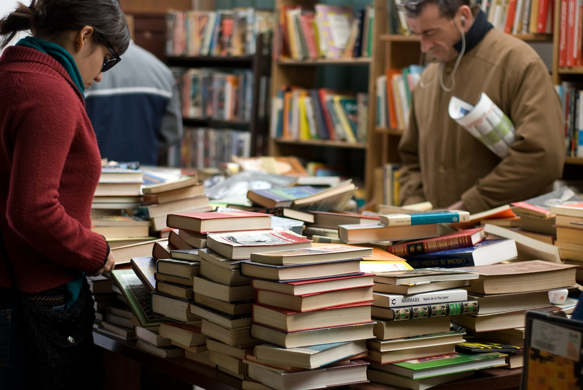 How Many Books Does The Average Person Read