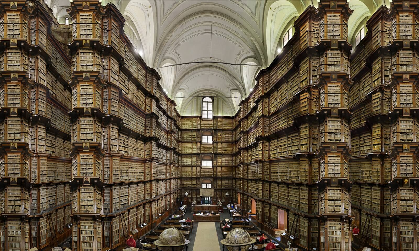 Angelica Library Rome Italy