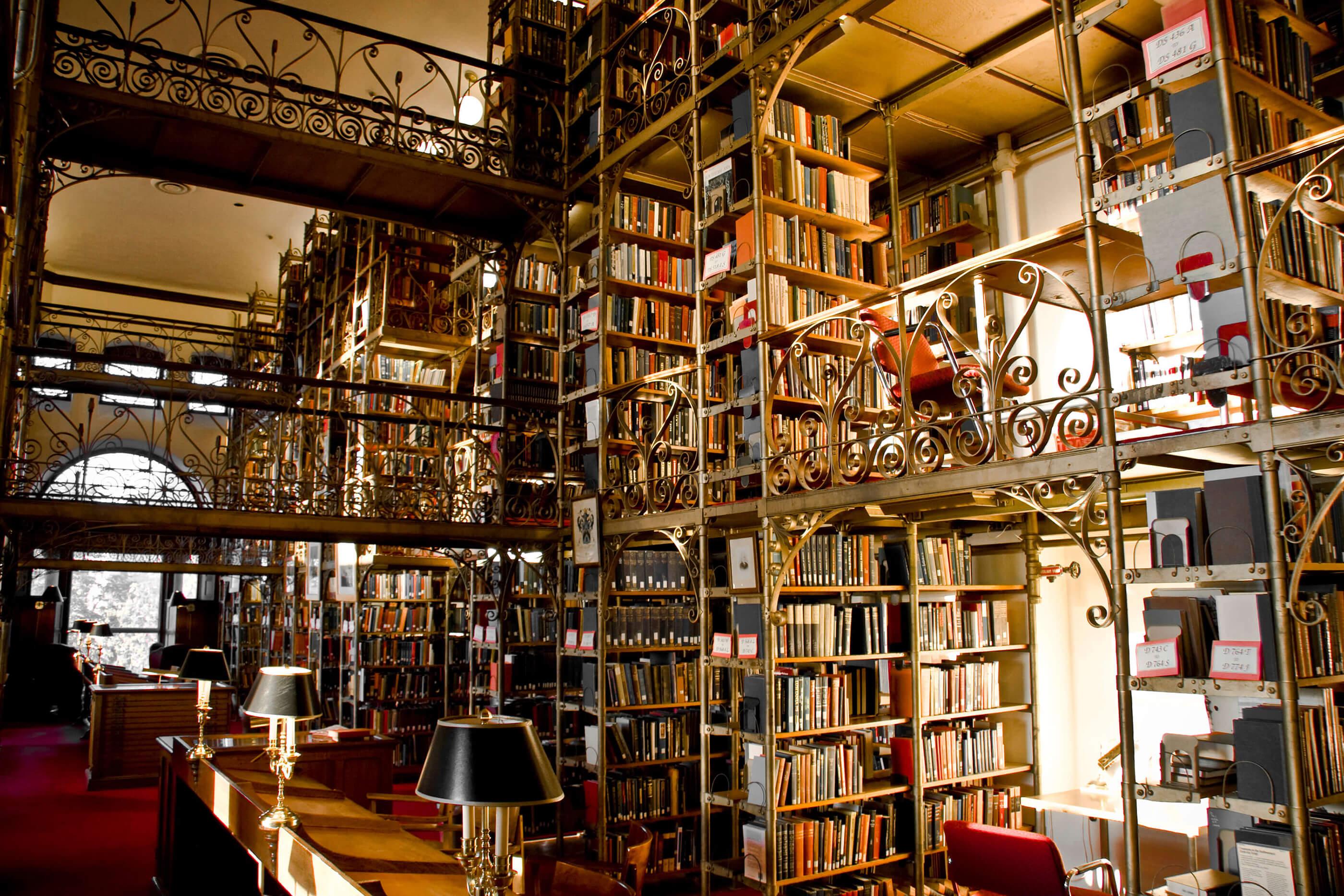 Cornell University Uris Library, United States