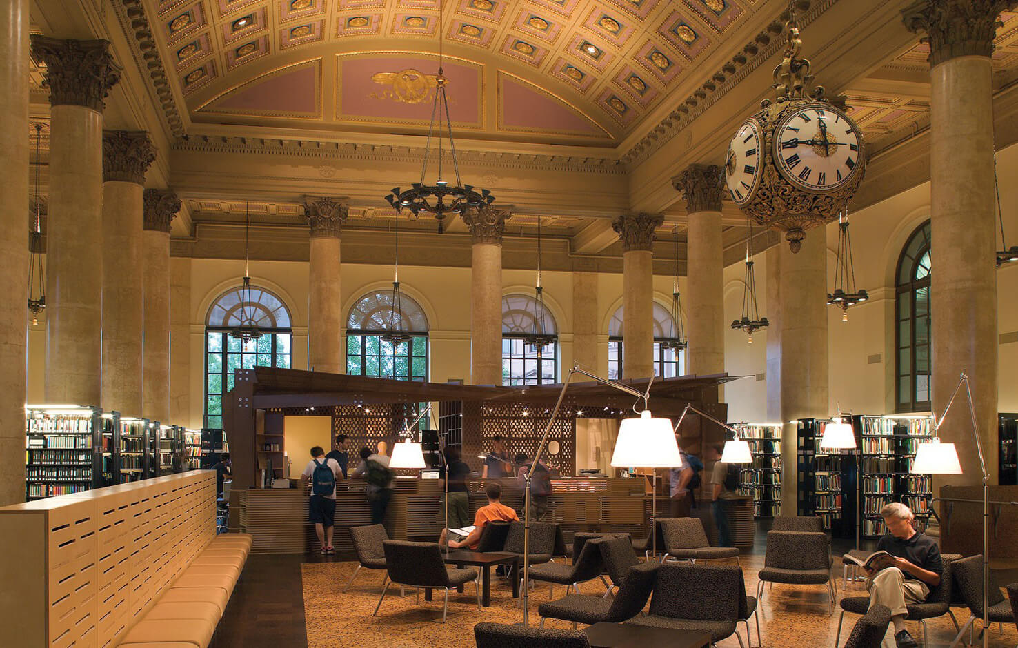 Fleet Library, Rhode Island School of Design