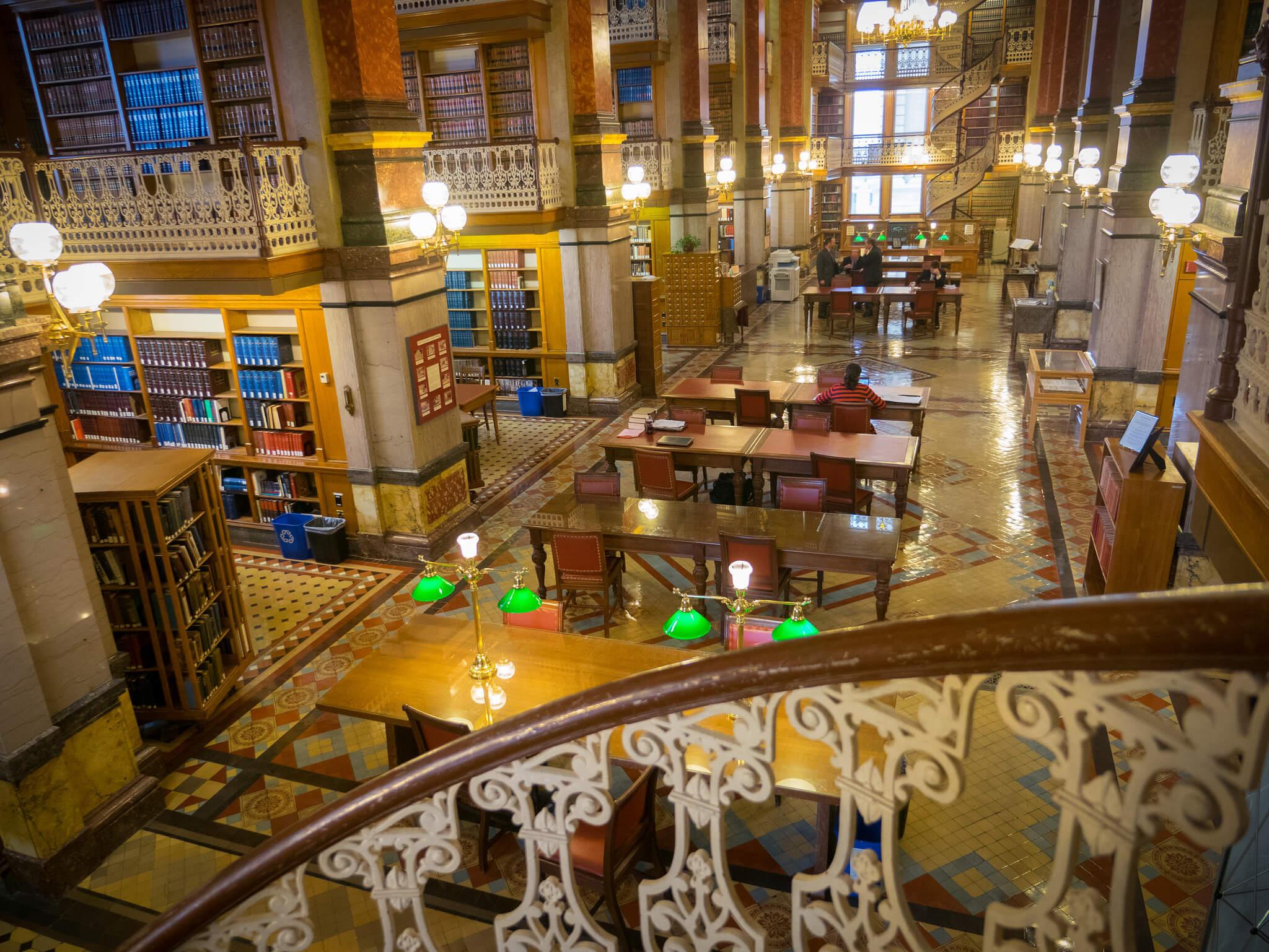 Iowa State Capital Law Library