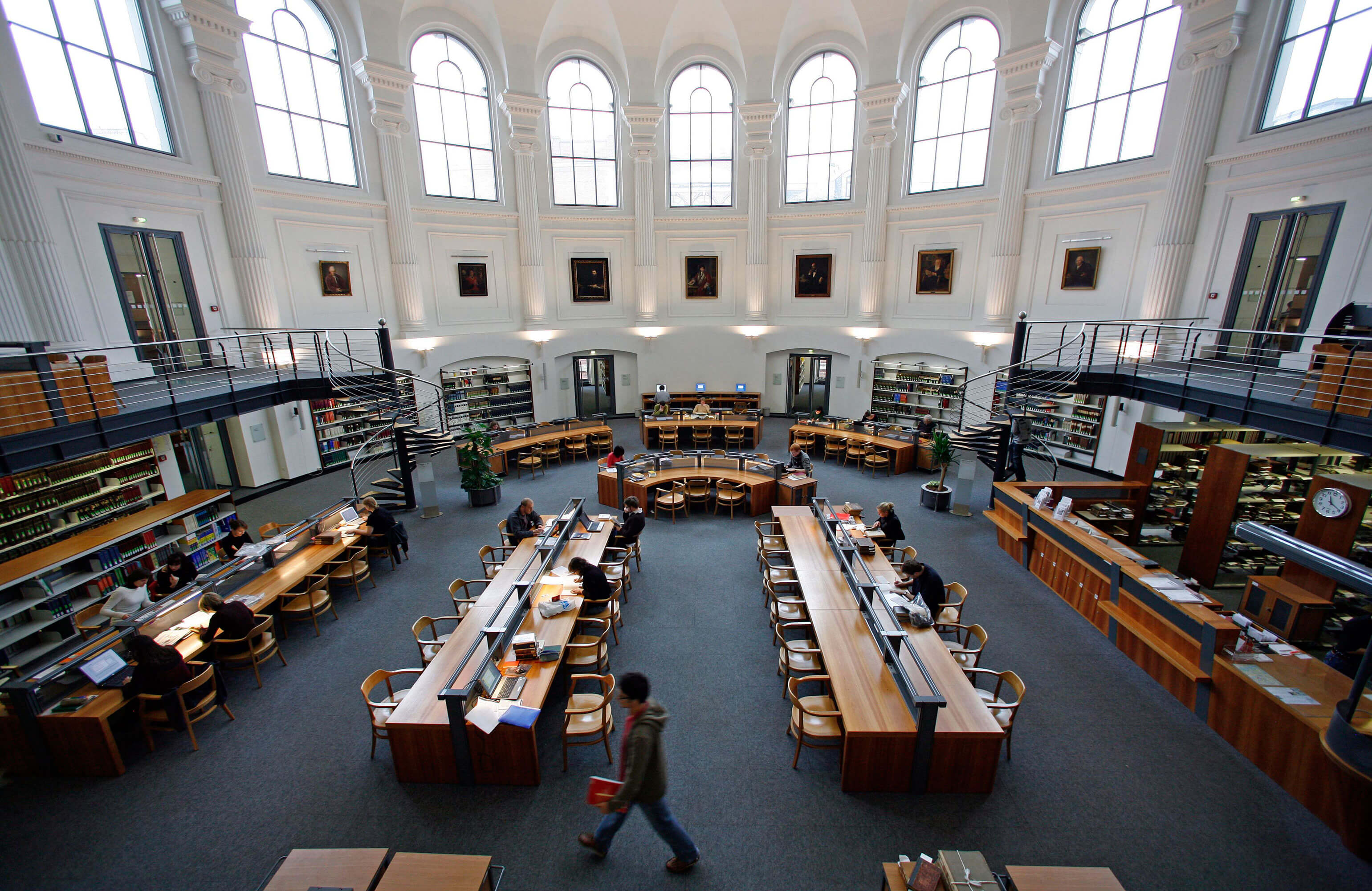 Leipzig University Library