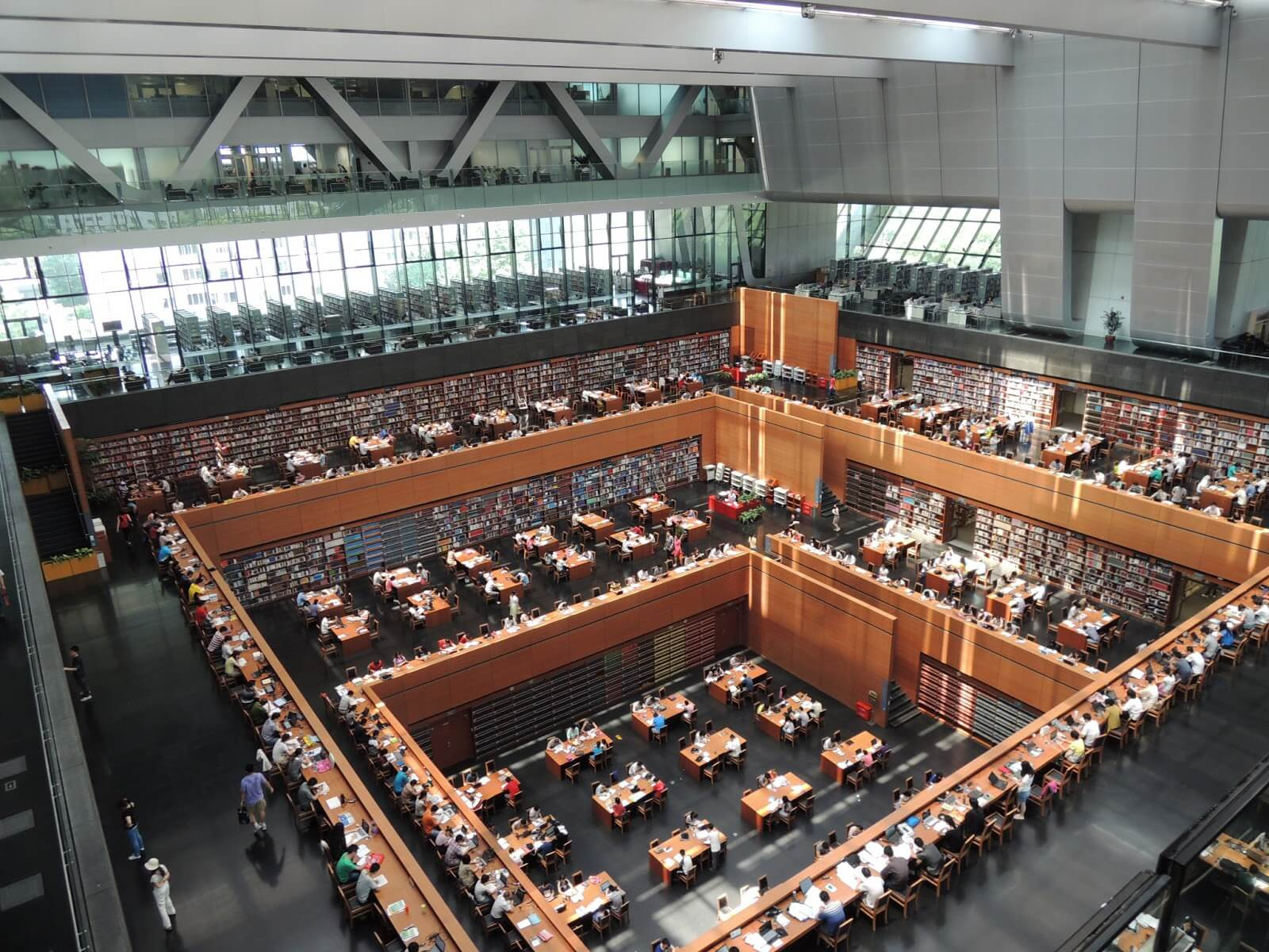 National Library of China Beijing