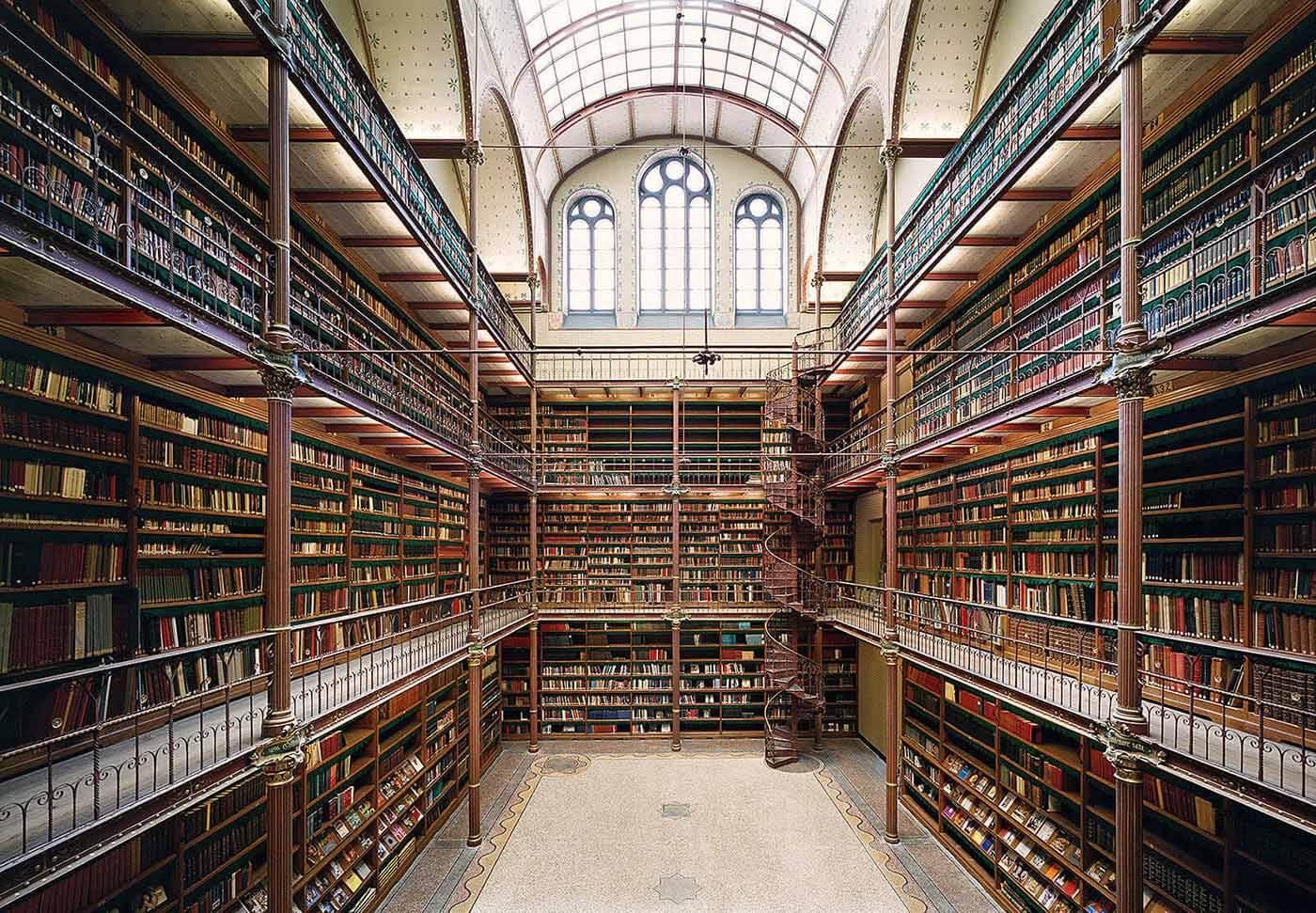 Rijksmuseum Research Library Amsterdam