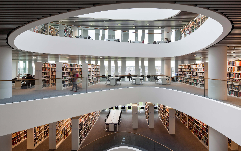 Sir Duncan Rice Library