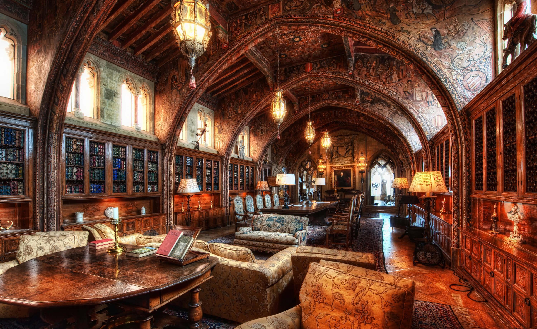 The Gothic Study Of William Randolph Hearst
