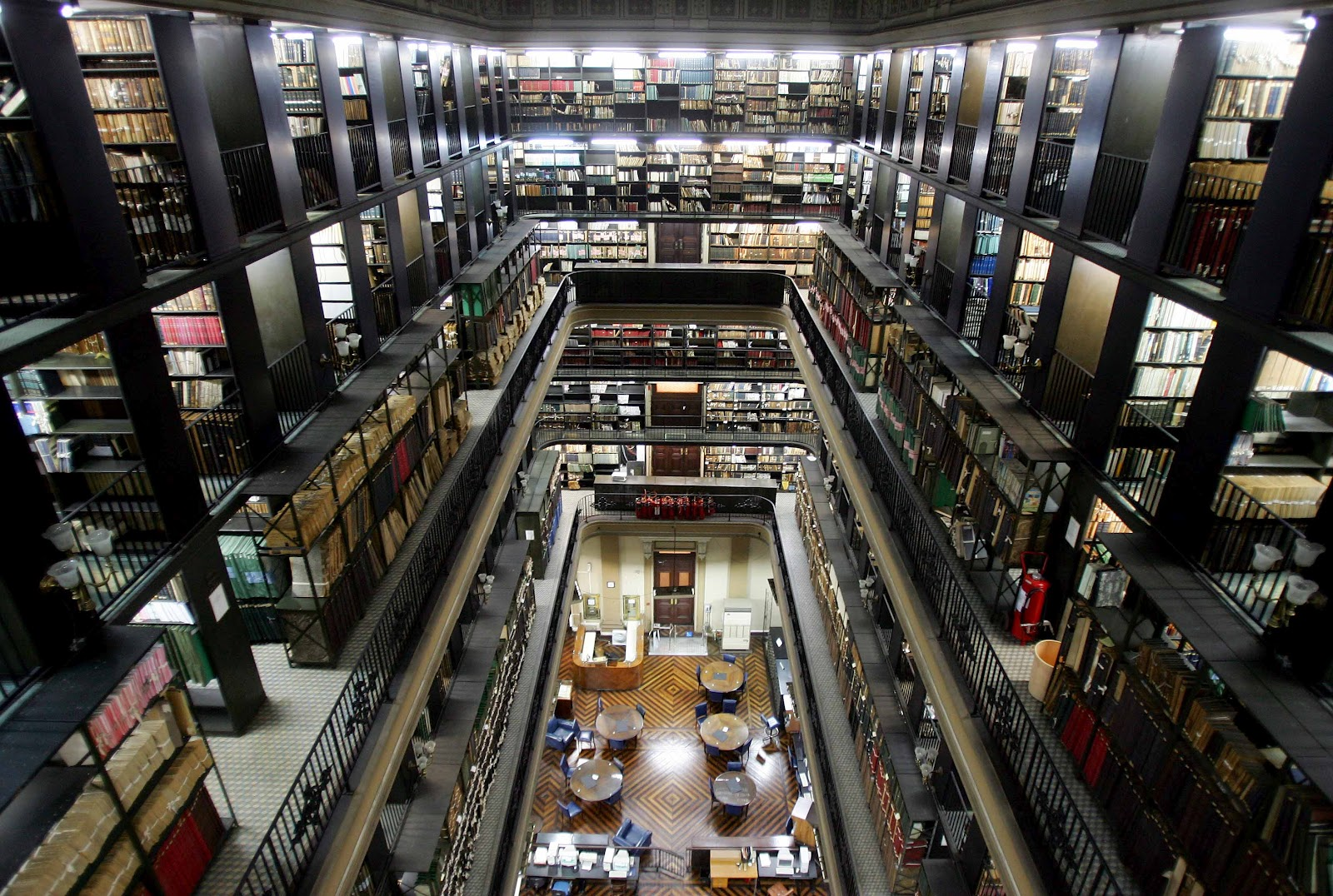 The National Library of Brazil
