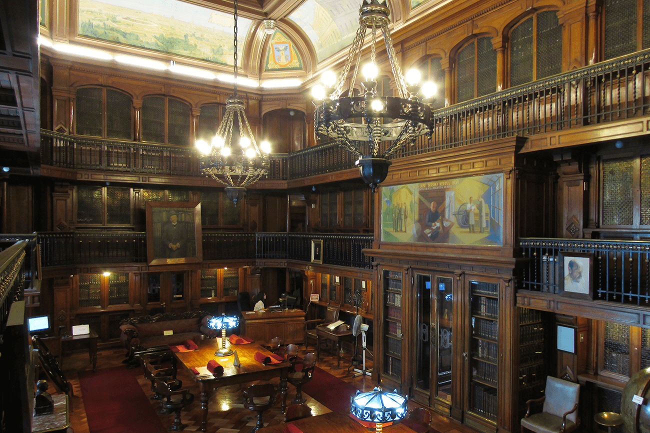 The National Library of Chile