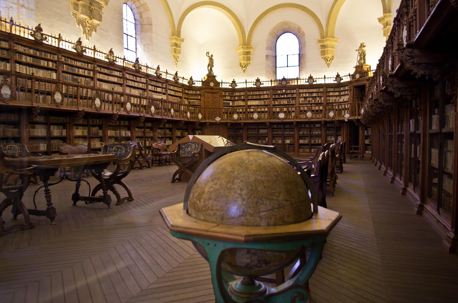 University of Salamanca Library