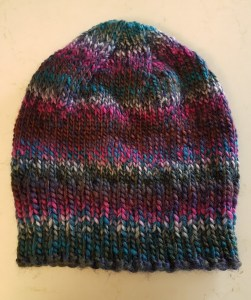 A Winter Hat Formula For Stash Busting, Charity or Just