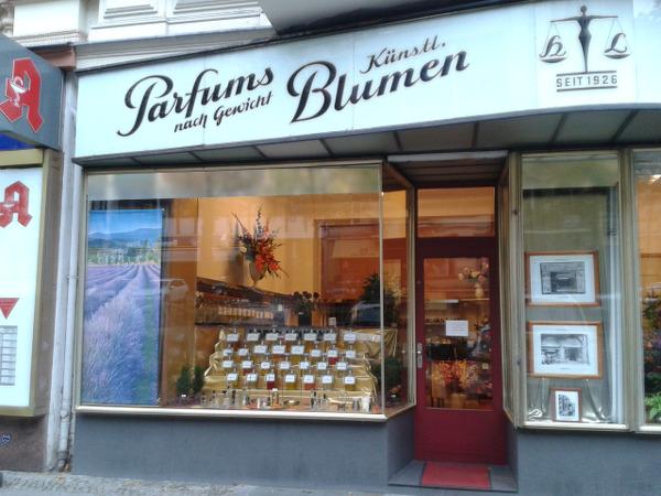 Lehmann Parfum nach Gewicht in Berlin Kantstraße