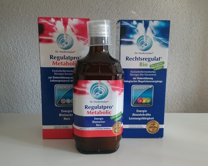 Rechtsregulat und Regulatpro Metabolic