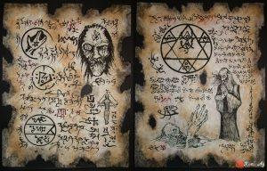 Necronomicon - Çıldırtan Kitap