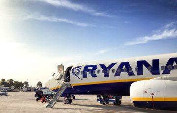 Ryanair otwiera nową bazę