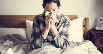 38 zgonów w sezonie zimowym z powodu grypy