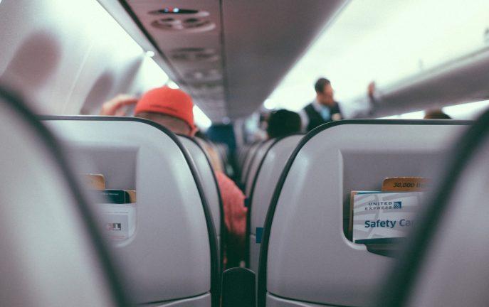 Śmierć na pokładzie samolotu Ryanair