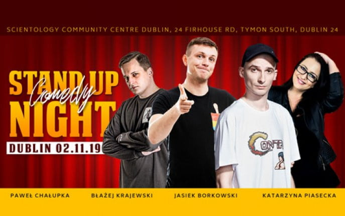 STAND UP COMEDY NIGHT!!